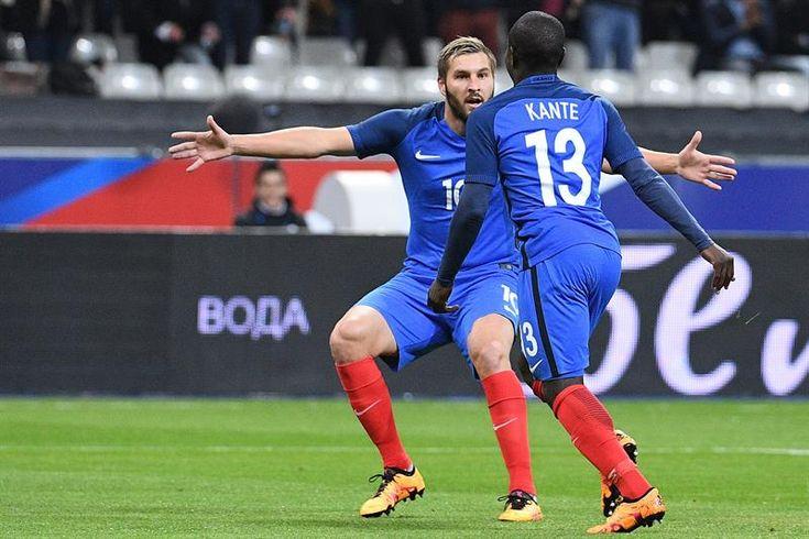 Francia vs Irlanda en vivo  Fútbol en vivo - Francia vs Irlanda en vivo. Todo para ver el partido Francia vs Irlanda en vivo en el lugar donde estés. Horarios canales previa y más.