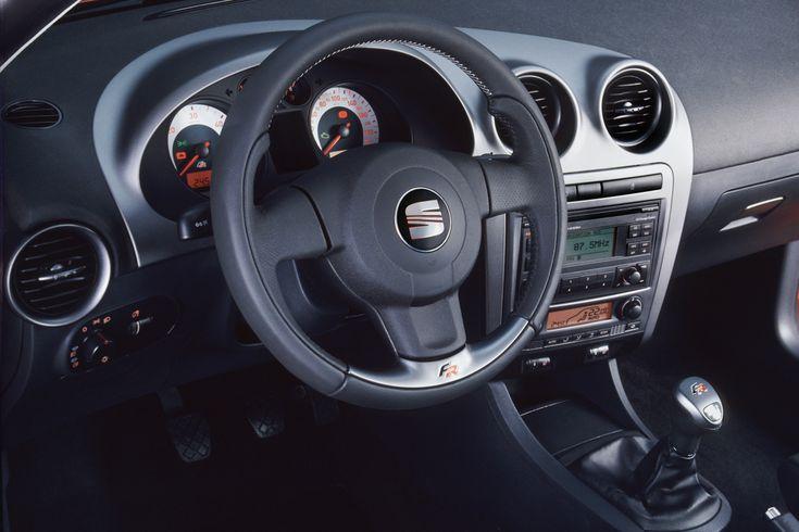 SEAT Ibiza. III Generación.