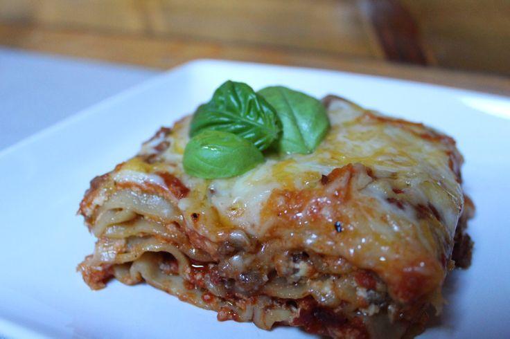 Perfect Cheesy Lasagna Recipe