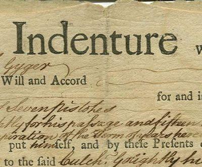 from indentured servitude to slavery essay Indentured servitude essay, buy custom indentured servitude essay paper cheap, indentured servitude essay paper sample, indentured servitude essay sample service.