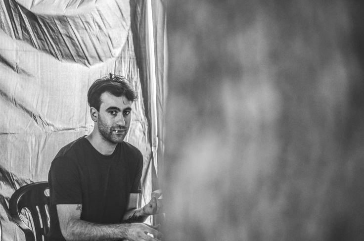 Matteo Canali    ROCK IN RIVA 2017, Abbadia Lariana. Folkabbestia, C'esco e i Musicanti di Brahma, Bianchi Sporchi, Minipony. Fotografie di Chiara Arrigoni.    #RockinRiva #Lecco #livemusic #drum #drummer #drumset #blackandwhite