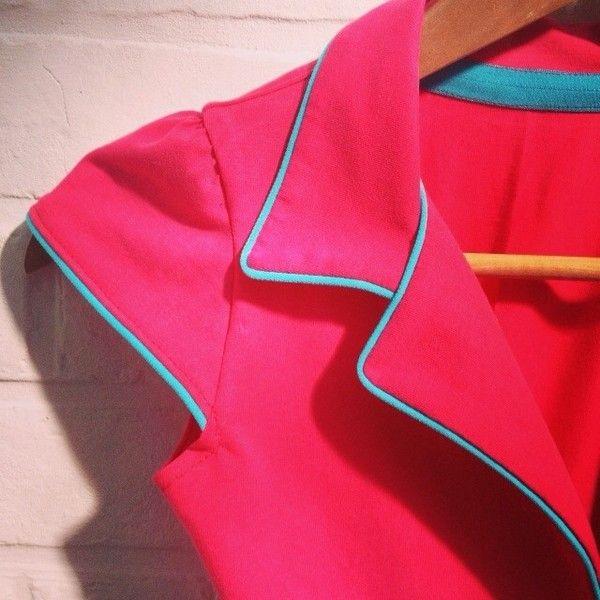 38-40-42 Het patroon Telma jurk+blouse+rok maat van Vintage En Retro Naaipatronen op DaWanda.com