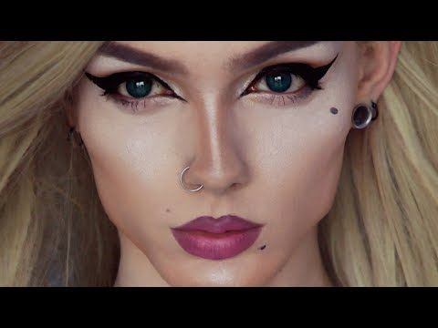 Facial Feminization Surgery with Makeup Tutorial (mtf) | AVA Cassandra - YouTube