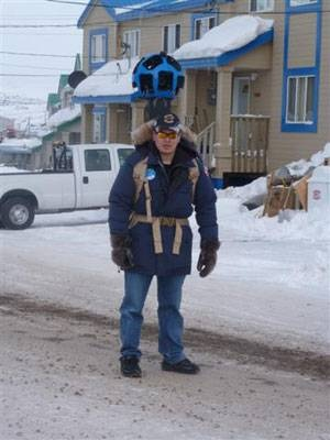 iqaluit nunavut street map