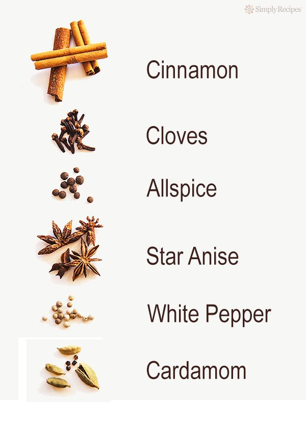 How to Make Chai ~ A traditional chai tea recipe, prepared with full-bodied black tea, star anise, cloves, allspice, cinnamon, white peppercorns, cardamom, whole milk and sugar. ~ SimplyRecipes.com
