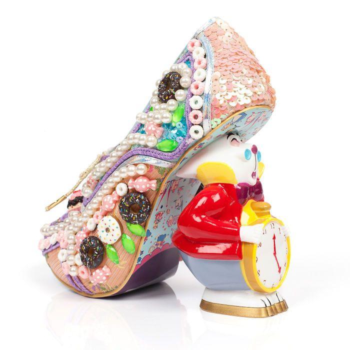http://www.boredpanda.com/alice-in-wonderland-themed-footwear-collection-irregular-choice/