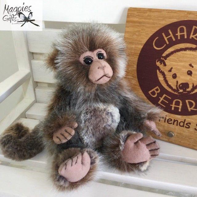 Pimky By Charlie Bears