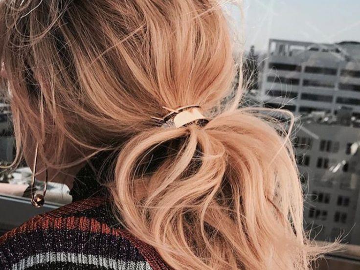 Fülliges, glänzedes Haar: Mit den richtigen Produkten sind solche Traumhaare machbar!