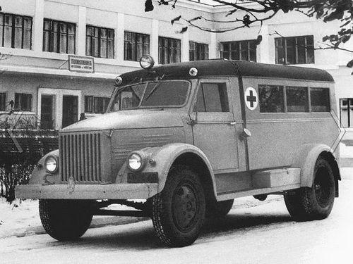 """ПАЗ-653 """"Спецмедпомощь"""""""