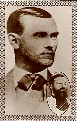 Elder Family History Research - Frank and Jesse James History