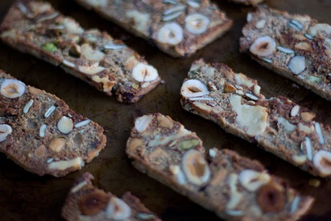 Nut and Seed Biscotti | Recipe