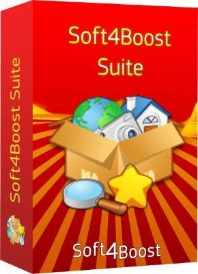 Soft4Boost Suite 3.9.7 Crack Final 2017 Download Free - Latest Keys