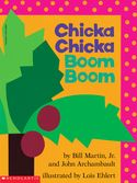 Chica Chica Boom Boom -T's favorite ABC book..