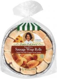 Sister Schubert rolls. Always delicious and made from an original family recipe from Sister's family in Luverne, Alabama.