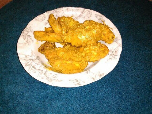 Ayam siap goreng