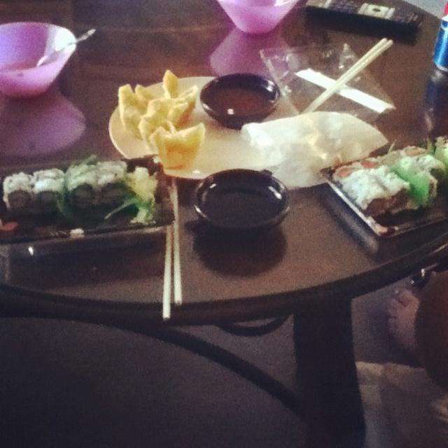 Sushi! Yumm: Sushi, Yumm