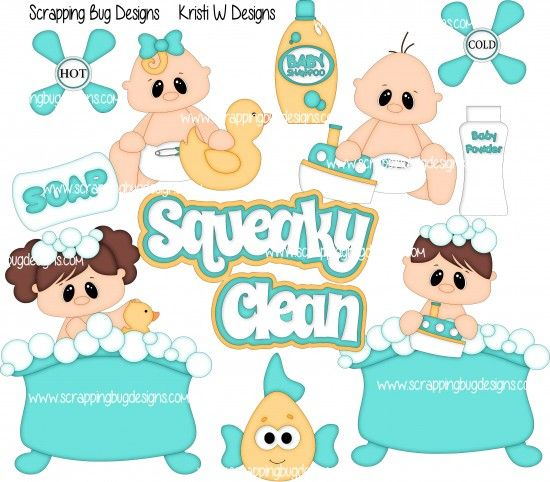 Gallery One Squeaky Clean
