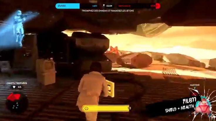 Star Wars Battlefront 3 Bataille de Héros sur Tatooine MASTER
