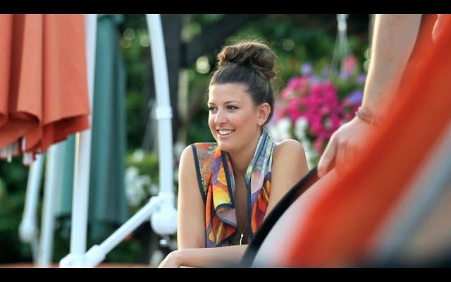 YAELLE: YAELLE Silk Scarves South Of France Fashion Shoot (Behind the Scenes)