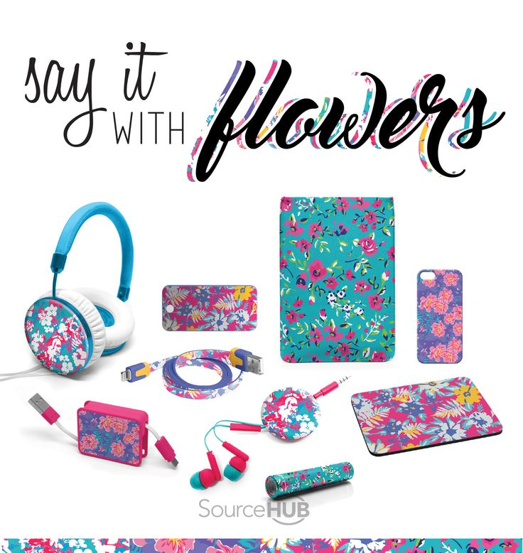 Flowers are a lovely gift, but never last ... This range, however just keeps on giving, so grab a bunch and say it with flowers. - SourceHub Group