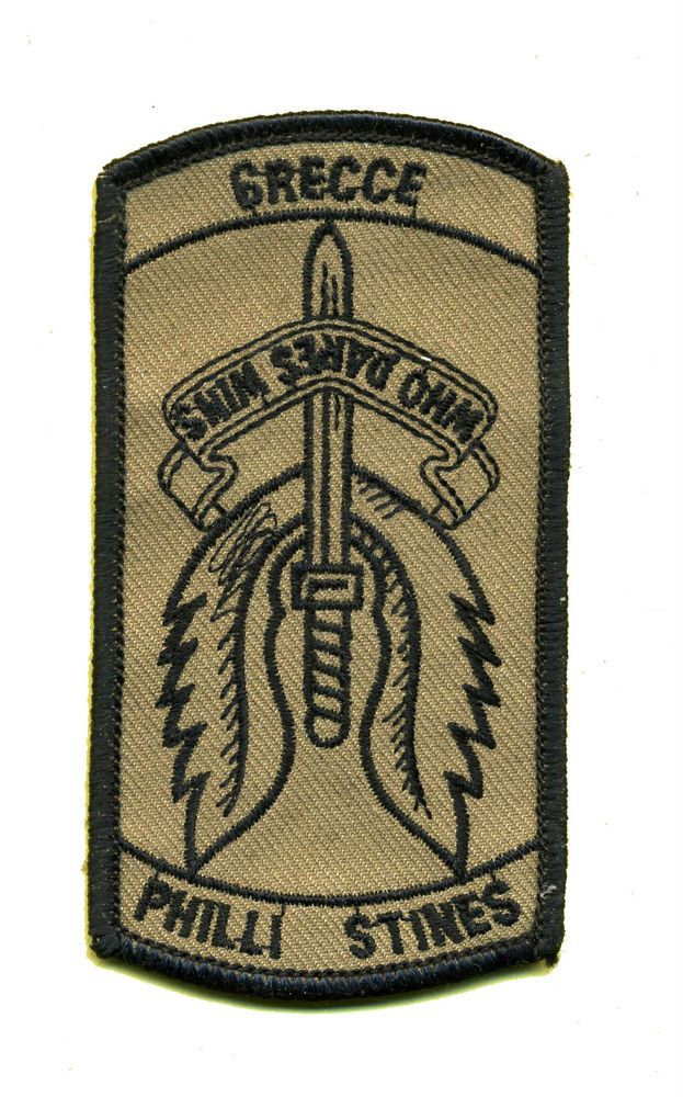 South African 6 Recce patch
