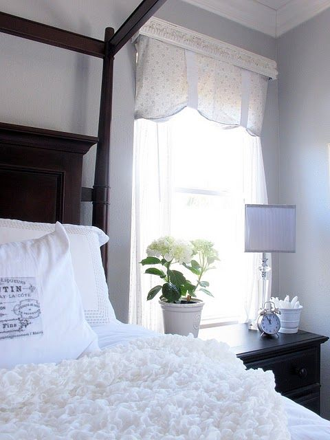 Love These Window Treatments Bedroom Pinterest Window Bedrooms And Valance