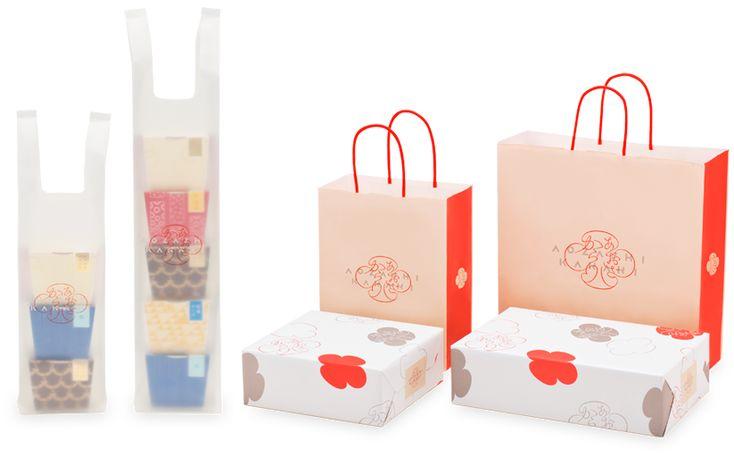 杯裝米菓 網站&包裝