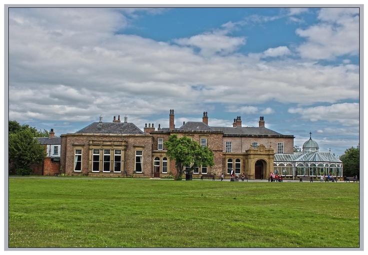 Preston Park Stockton on Tees UK