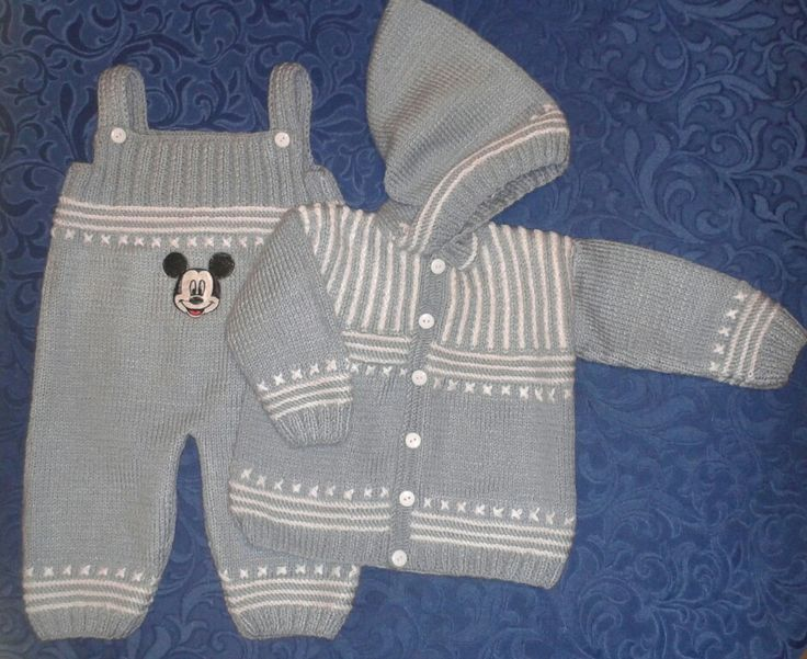 Two-piece outfit for babies