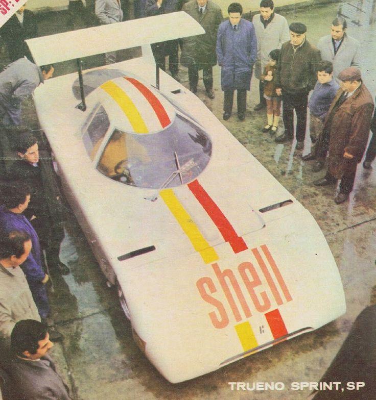 TRUENO SPRINT-CHEVROLET (1969-1970-1971)