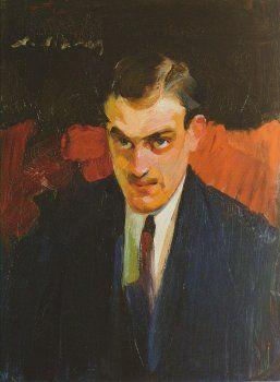 Portrait of F.D  Nikolaos Lytras