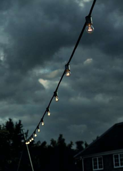 catenaria di luce serpentine | Viabizzuno progettiamo la luce