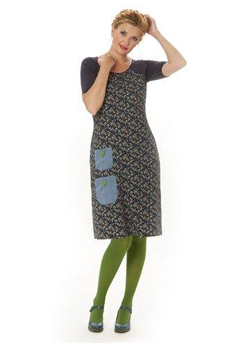du Milde kjole Sussi Sommerfugl / butterfly / SS16 danish design dress