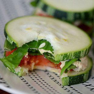 16 Sándwiches sin pan que sí querrás comer