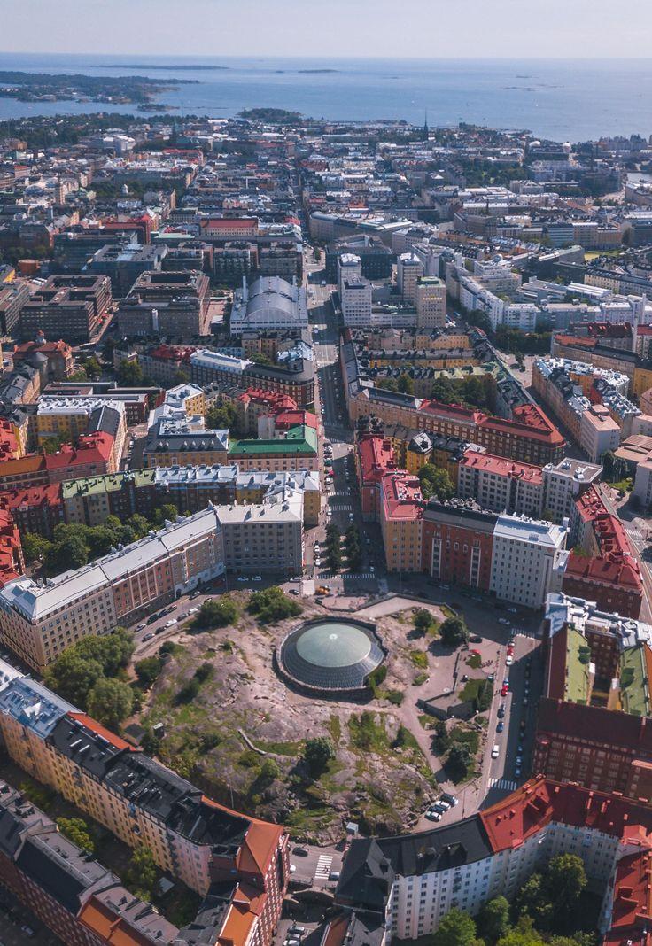 Helsinki Finland [OC] 2048×2960