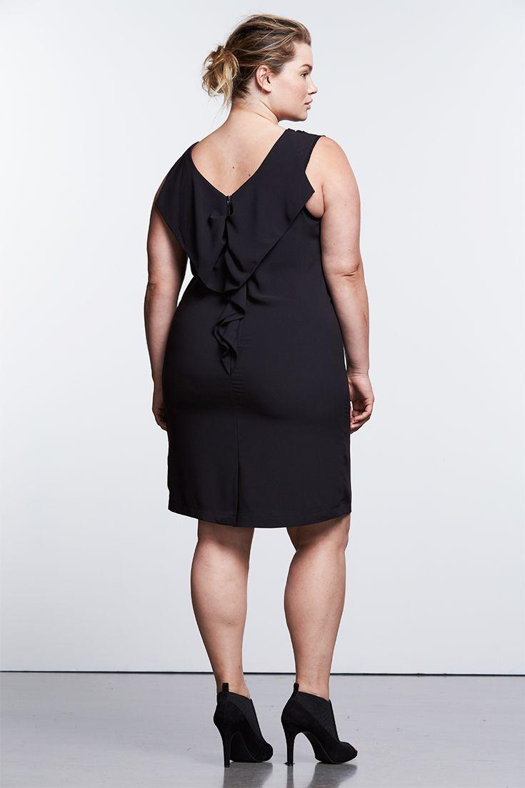 Black dress kohls ice