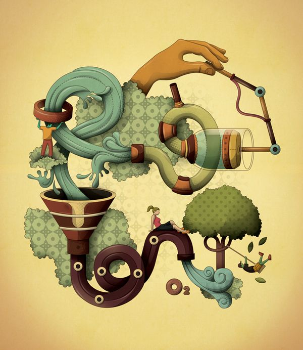 Illustrations by Leandro Lima