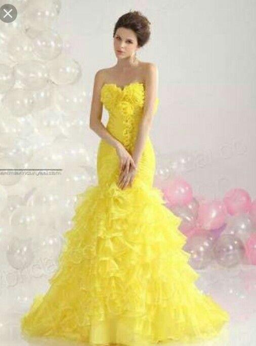 9 best kına kıyafetleri ve abiyeler images on Pinterest   Gelb ...