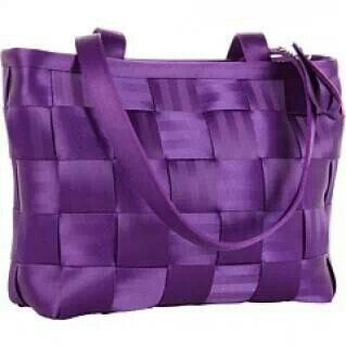 I have this bag in a lighter purple