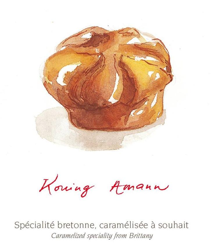 KOUING AMANN Spécialité bretonne, caramélisée à souhait Caramelized speciality from Brittany #michalak #bymichalak #plazaathenee #kouingamann