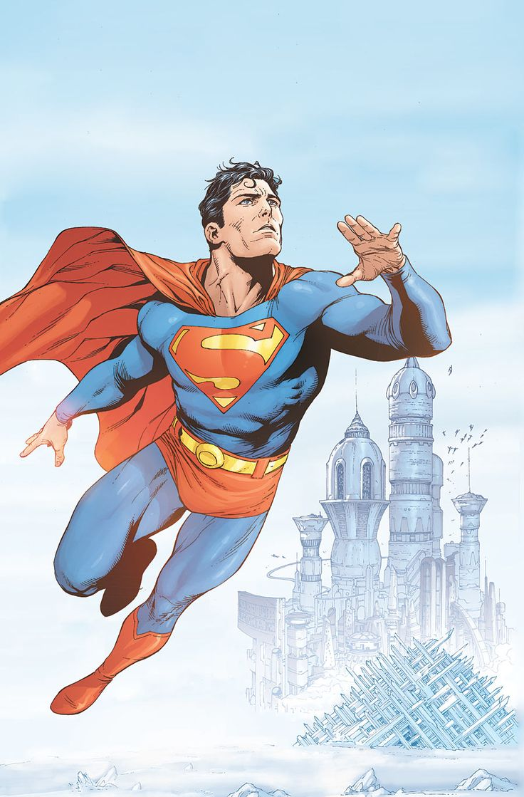 Superman is one of the most powerful superheroes in the DC Universe. His abilities include incredible super-strength, super-speed, invulnerability, freezing breath, flight, and heat-vision. Born as Kal-El on the dying planet Krypton, his parents Jor-El and Lara sent him in a rocket to the planet Earth where he would be the last surviving member of his race. His rocket was discovered by the kindly Jonathan and Martha Kent, who raised him as their son Clark Kent in the town of Smallville…