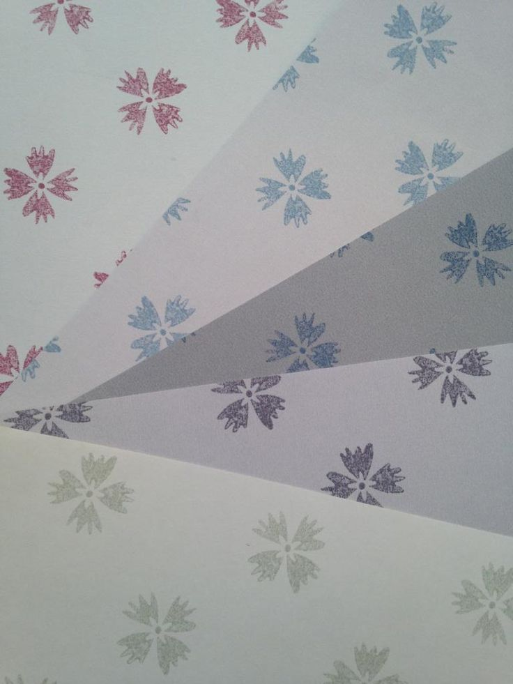 snowflake wallpaper in all colours