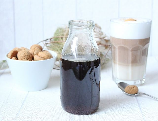 Rezepte mit Herz   ♥: Vanille Sirup homemade - Starbucks Copycat