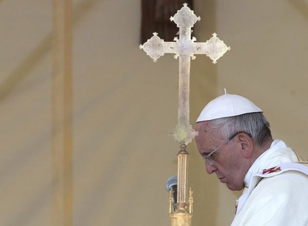 Pope Francis Excommunicates the Calabrese Mafia