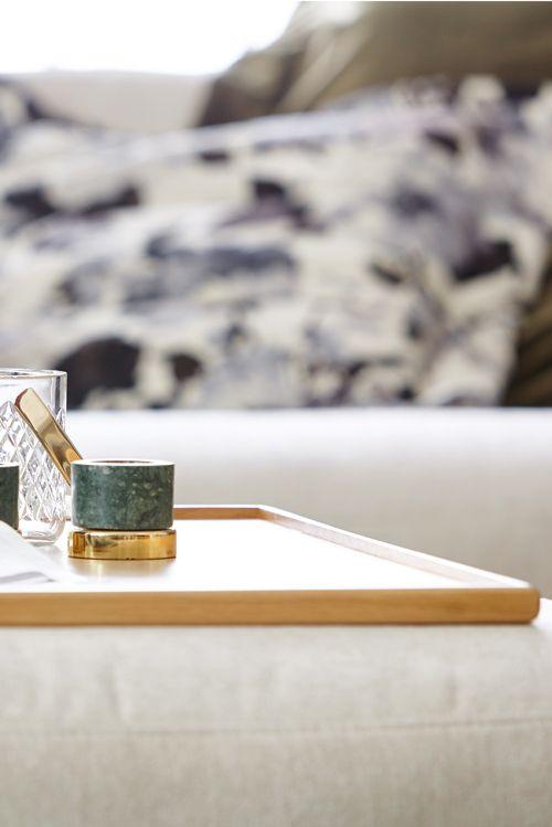 Die besten 25+ Couchtisch tablett Ideen auf Pinterest - wohnzimmertisch weiß holz