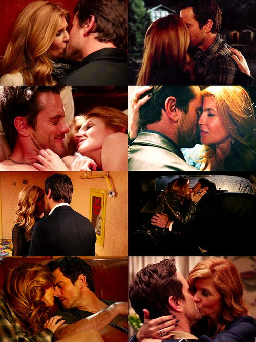 Deacon and Rayna ♥