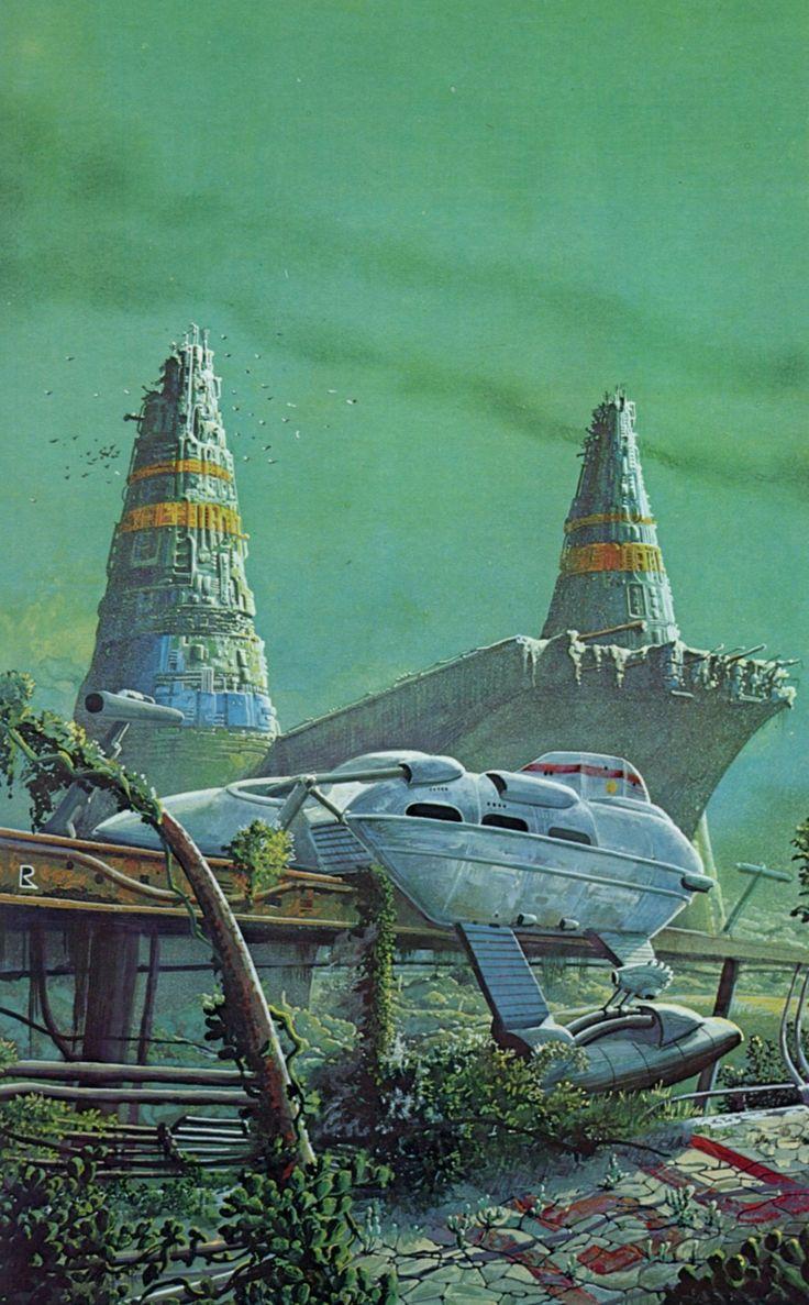 350 Best Classic Sci Fi Art Images On Pinterest Science