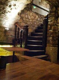 Restaurant SOLA, intérieur