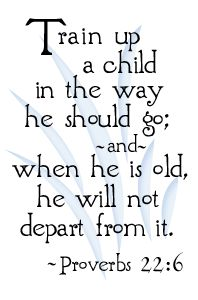 49 best images about Train Up A Child on Pinterest ...