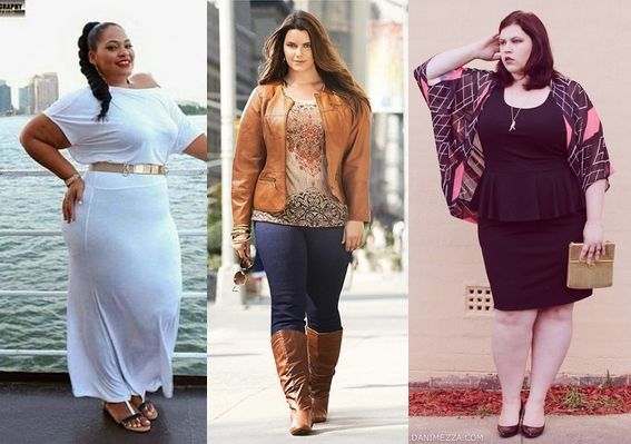 Tips de moda para mujeres rellenitas (VIDEO)   i24mujer